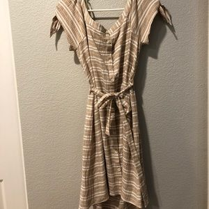 Corey Lynn Calter dress from Anthropologie